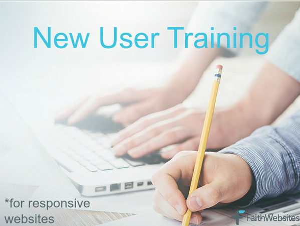 New User Training - Responsive